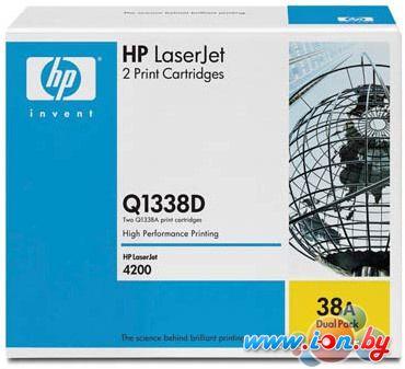 Картридж для принтера HP 38A (Q1338D) в Могилёве