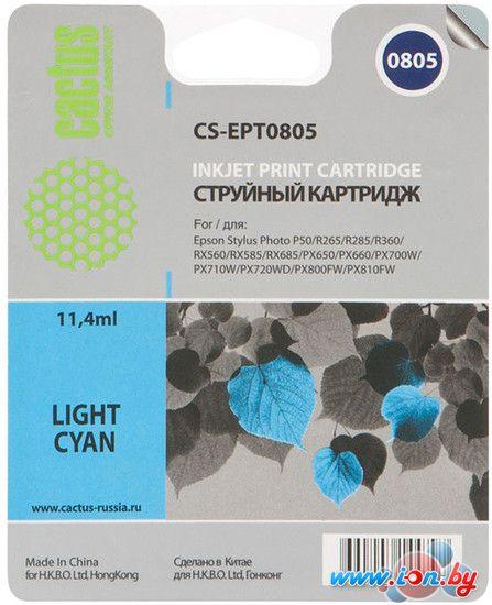 Картридж для принтера CACTUS CS-EPT0805 в Могилёве