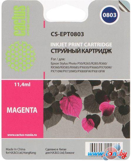 Картридж для принтера CACTUS CS-EPT0803 в Могилёве
