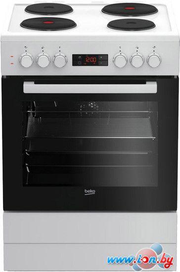 Кухонная плита BEKO FSE 66300 GW в Могилёве