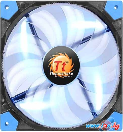 Кулер для корпуса Thermaltake Luna 12 Slim LED (синий) [CL-F035-PL12BU-A] в Могилёве