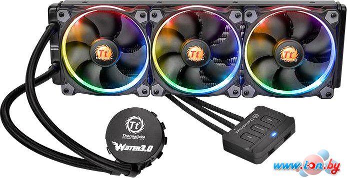Кулер для процессора Thermaltake Water 3.0 Riing RGB 360 [CL-W108-PL12SW-A] в Могилёве