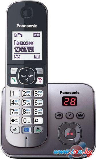 Радиотелефон Panasonic KX-TG6821RUM в Могилёве