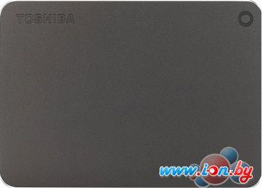 Внешний жесткий диск Toshiba Canvio Premium 2TB Dark Grey Metallic [HDTW120EB3CA] в Могилёве