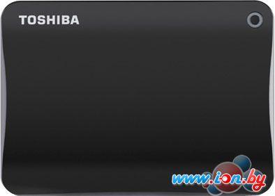 Внешний жесткий диск Toshiba Canvio Connect II 3TB Black (HDTC830EK3CA) в Могилёве