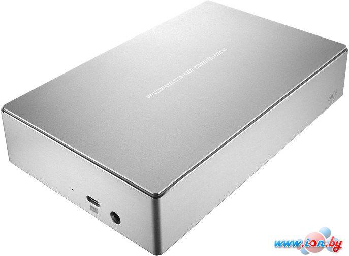 Внешний жесткий диск LaCie Porsche Design Desktop 4TB [STFE4000200] в Могилёве