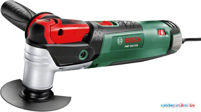 Мультифункциональная шлифмашина Bosch PMF 250 CES (0603100621) в Могилёве