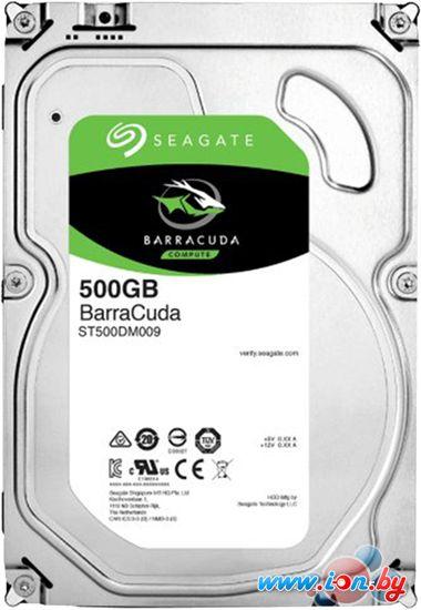 Жесткий диск Seagate BarraCuda 500GB [ST500DM009] в Могилёве
