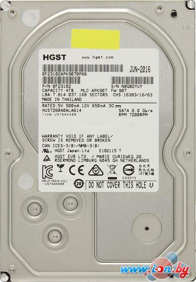 Жесткий диск HGST Ultrastar 7K6000 4TB [HUS726040ALA614] в Могилёве