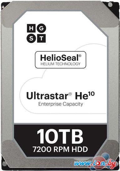 Жесткий диск HGST Ultrastar He10 10TB [HUH721010ALE604] в Могилёве