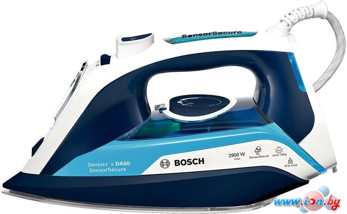 Утюг Bosch Sensixx'x DA50 SensorSecure TDA5029210 в Могилёве