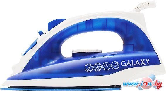 Утюг Galaxy GL6121 синий в Могилёве