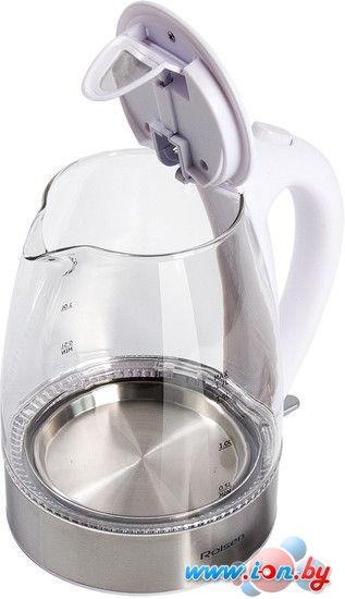 Чайник Rolsen RK-3717G (белый) в Могилёве