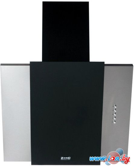 Кухонная вытяжка ZorG Technology Vesta M Inox/Black 60 (750 куб. м/ч) в Могилёве