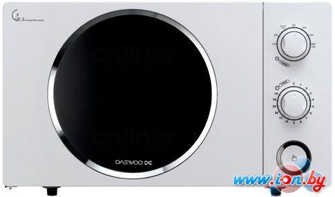 Микроволновая печь Daewoo KOR-8A17 (белый) в Могилёве