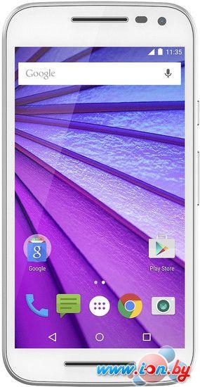 Смартфон Motorola Moto G (3rd Gen.) 16GB White [XT1550] в Могилёве