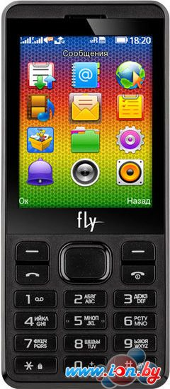 Мобильный телефон Fly FF281 Black в Могилёве