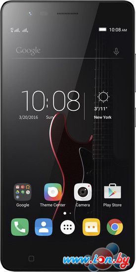 Смартфон Lenovo Vibe K5 Note Gray [A7020a40] в Могилёве