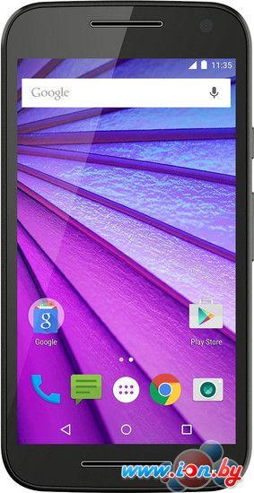 Смартфон Motorola Moto G (3rd Gen.) 8GB Black [XT1550] в Могилёве