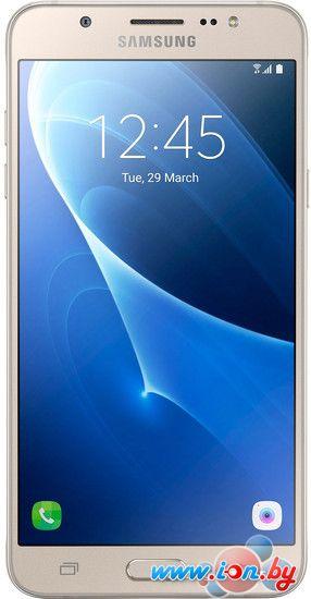 Смартфон Samsung Galaxy J7 (2016) Gold [J710FN/DS] в Могилёве