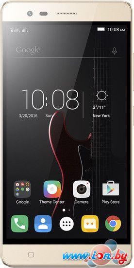 Смартфон Lenovo Vibe K5 Note Gold [A7020a40] в Могилёве