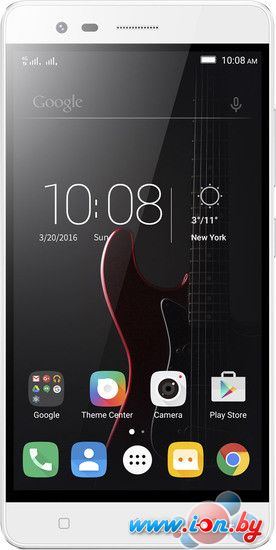 Смартфон Lenovo Vibe K5 Note Silver [A7020a48] в Могилёве