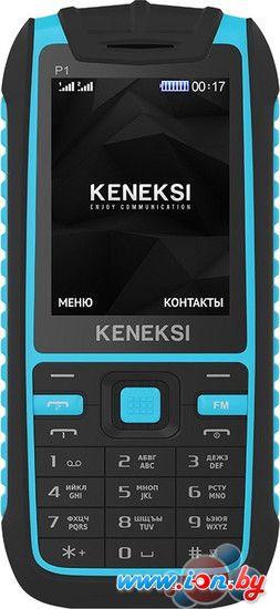 Мобильный телефон Keneksi P1 Blue в Могилёве