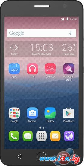 Смартфон Alcatel One Touch POP Star 4G Grey [5070D] в Могилёве