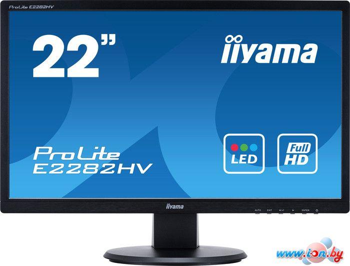 Монитор Iiyama Prolite E2282HV-B1 в Могилёве