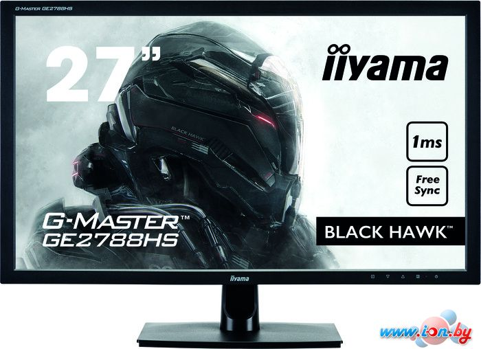 Монитор Iiyama G-Master GE2788HS-B2 в Могилёве