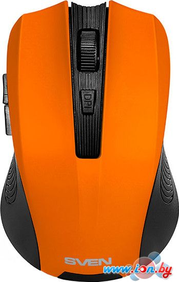 Мышь SVEN RX-345 Wireless (оранжевый) в Могилёве