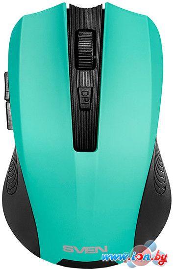 Мышь SVEN RX-345 Wireless (зеленый) в Могилёве