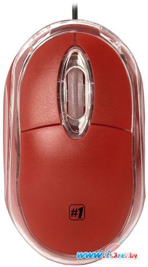 Мышь Defender MS-900 (красный) в Могилёве