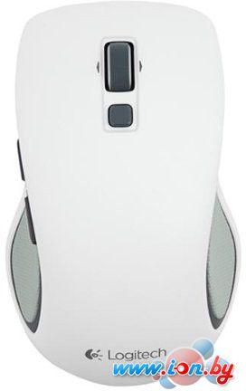 Мышь Logitech Wireless Mouse M560 (белый) [910-003913] в Могилёве