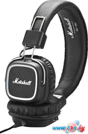 Наушники с микрофоном Marshall Major II Steel в Могилёве