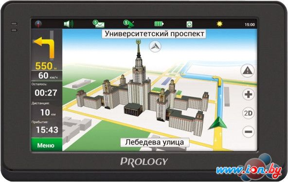 GPS навигатор Prology iMap-4500 в Могилёве
