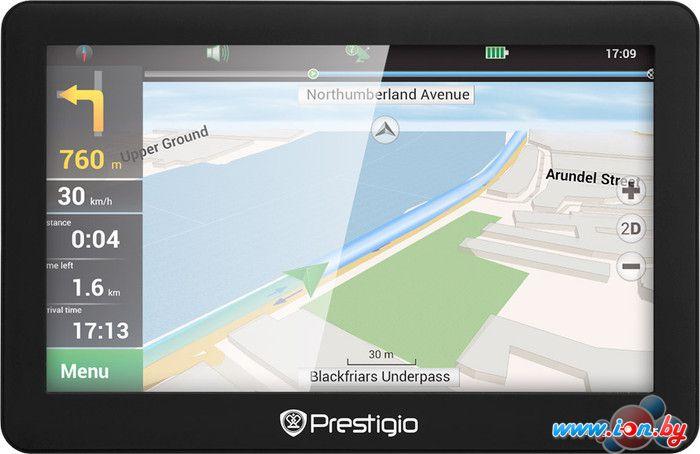 GPS навигатор Prestigio GeoVision 5056 Navitel [PGPS5056CIS04GBNV] в Могилёве