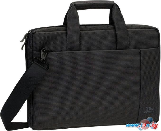 Сумка для ноутбука Riva 8231 black в Могилёве