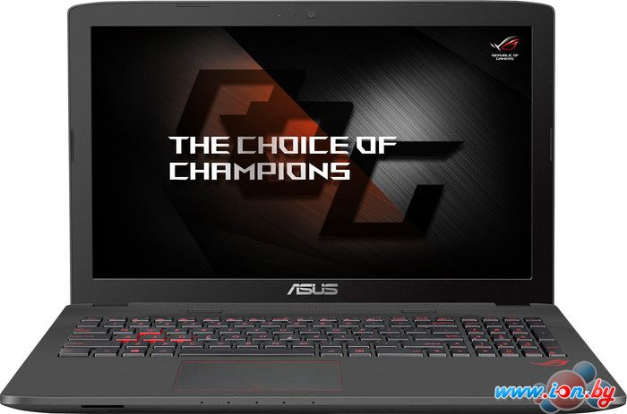 Ноутбук ASUS GL752VW-T4235T в Могилёве