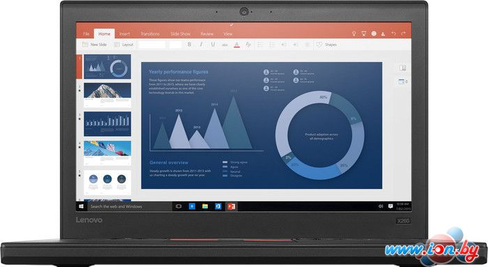 Ноутбук Lenovo ThinkPad X260 [20F6S02800] в Могилёве