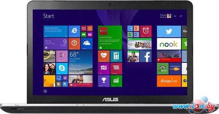 Ноутбук ASUS N751JX-T7215T в Могилёве