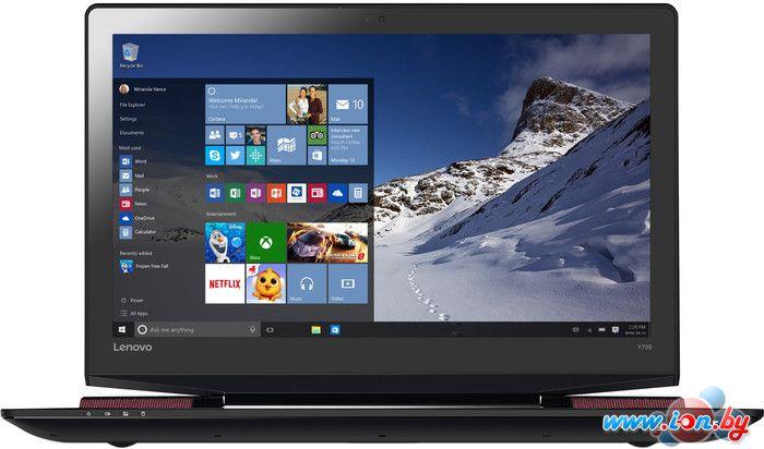 Ноутбук Lenovo Y700-17 [80Q0001BRK] в Могилёве