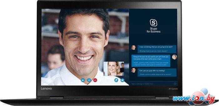 Ноутбук Lenovo ThinkPad X1 Carbon 4 [20FB0042RT] в Могилёве