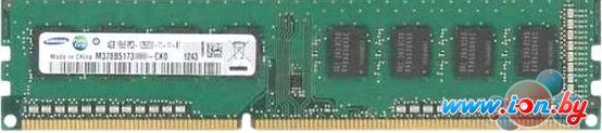 Оперативная память Samsung 4GB DDR3 PC3-12800 [M378B5173EB0-CK0D0] в Могилёве