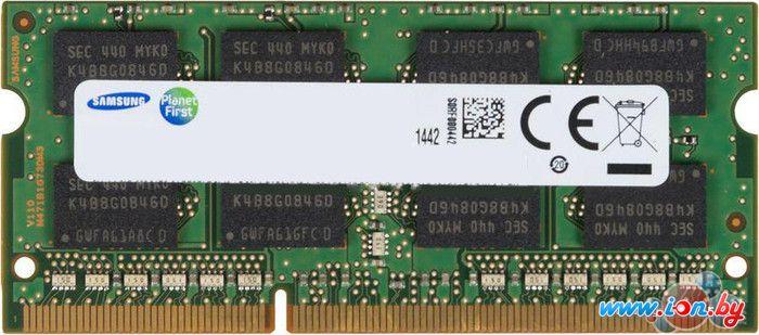 Оперативная память Samsung 8GB DDR3 SO-DIMM PC3-12800 [M471B1G73EB0-YK0D0] в Могилёве