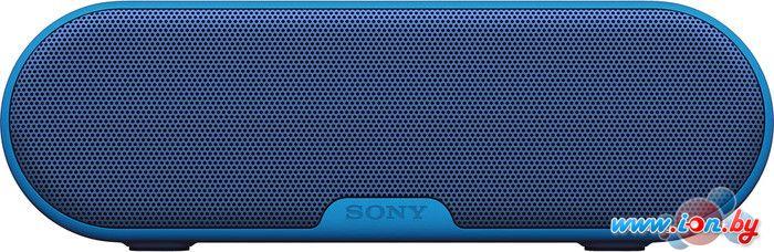 Портативная колонка Sony SRS-XB2 (синий) в Могилёве