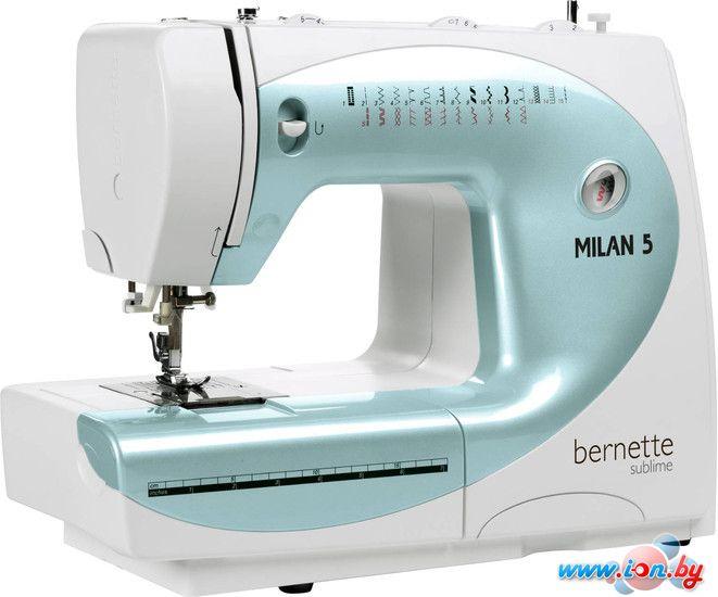 Швейная машина Bernina Bernette Milan 5 в Могилёве