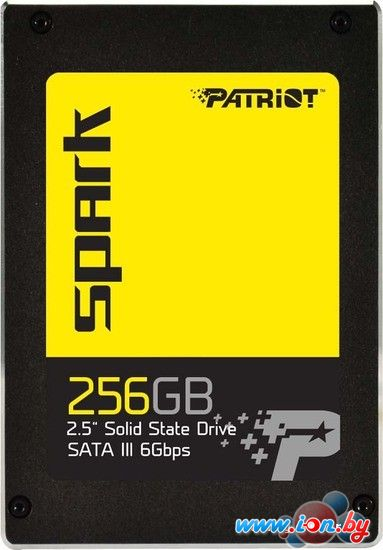 SSD Patriot Spark 256GB [PSK256GS25SSDR] в Могилёве