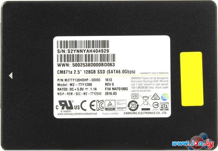 SSD Samsung CM871a 128GB [MZ7TY128HDHP] в Могилёве