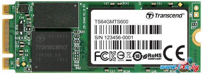 SSD Transcend MTS600 64GB (TS64GMTS600) в Могилёве